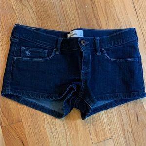 NWOT Abercrombie shorts